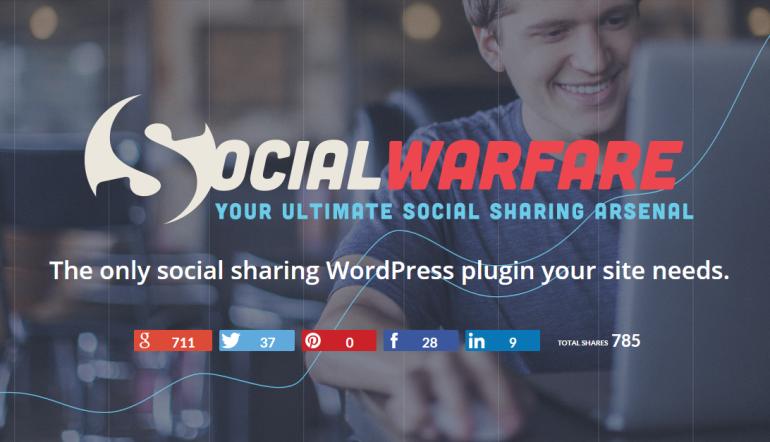 Social Warfare Plugin (Testing In Progress)